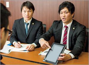 弁護士澤戸・江藤